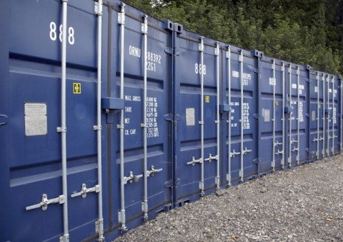 Storage Containers For Hire Worcester UK