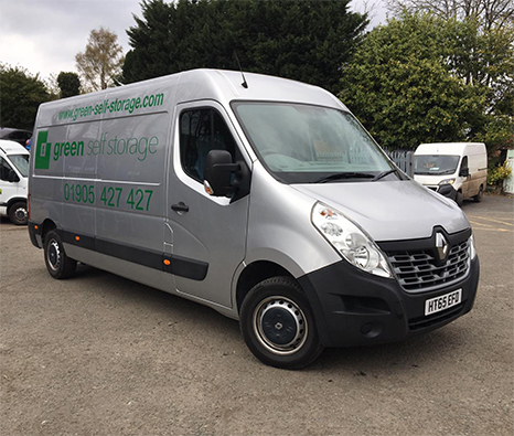We offer Van Hire on site.