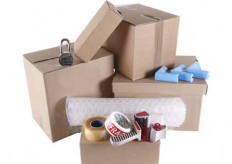 Buy boxes and packing supplies